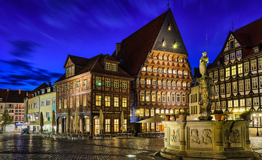 Hildesheim square