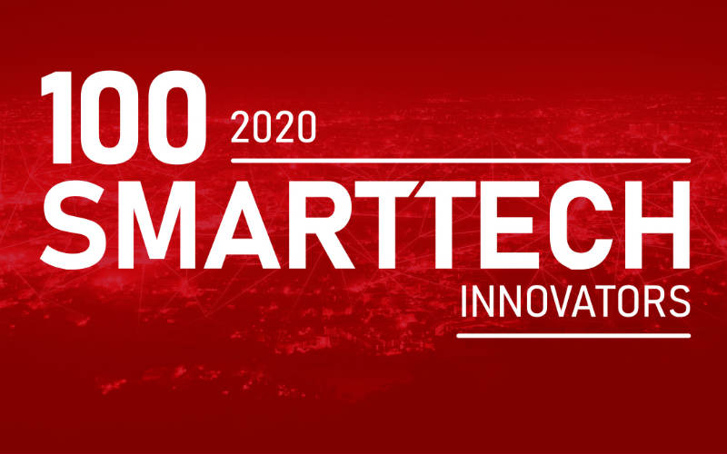 100 smarttech innovators 2020 logo
