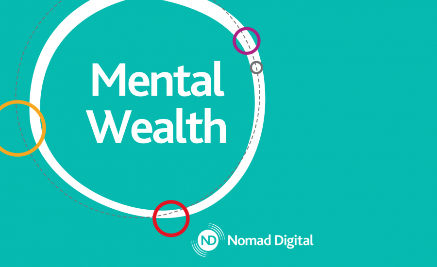 Mental Wealth infographic