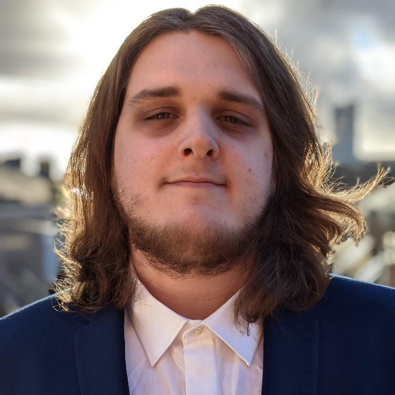 Headshot of Matthew Parkin