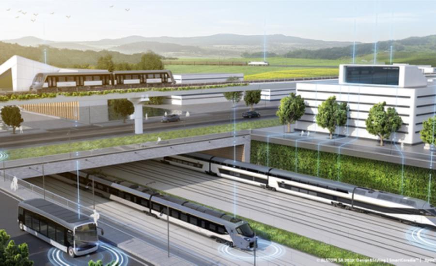 Alstom concept model