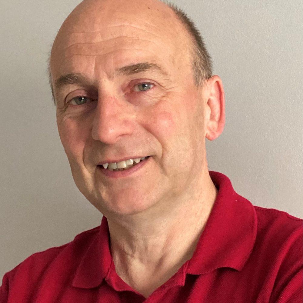 headshot of John Wright